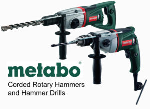 De ce ar trebui sa iti cumperi scule electrice profesionale de la Metabo?