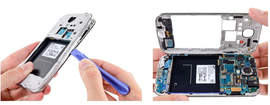 Puteti spune ca reparatiile Samsung sunt pentru linistea dumneavoastra?