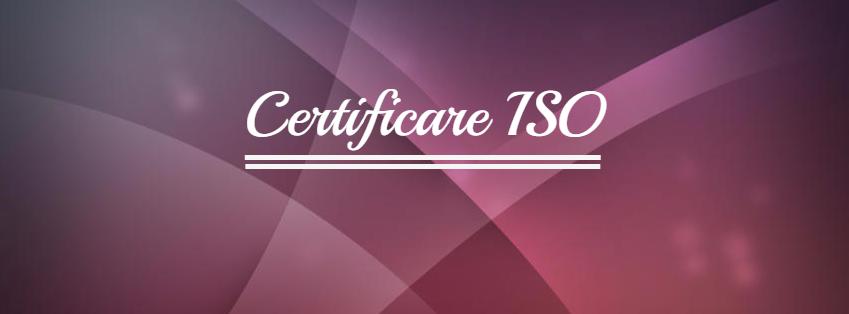 Tot ce trebuie sa stiti despre standardele ISO