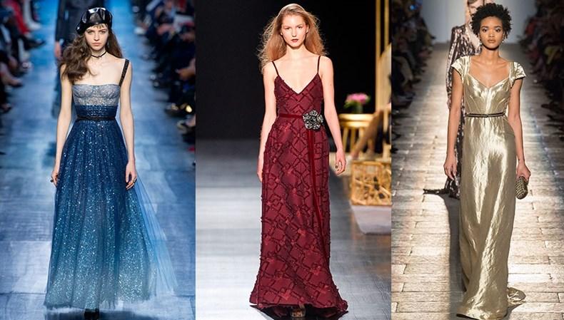 Care sunt cele mai des folosite materiale pentru rochii