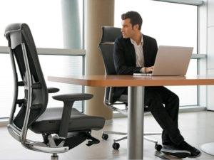 Cum aleg un scaun ergonomic?